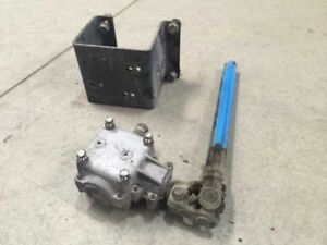 05 Fleetwood Providence Used Superior Power Steering Gear Box Helper E0818