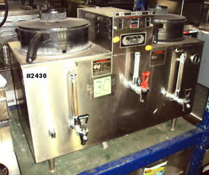Commercial Bunn Omatic Coffee Brewer