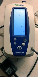 Welch Allyn 420 Spot Vital Signs Monitor 420tb Nibp Tested free Shipping