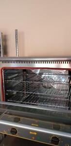 Equipex Half Size Countertop Convection Oven