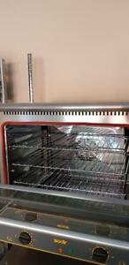 Half Size Countertop Convection Oven Equipex Fc 60 1