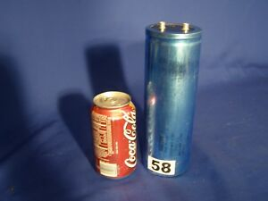 Mallory 220 000 Uf 15v Large Can Electrolytic Capacitor 220 000 Mfd 15 Vdc