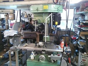Milling Drill Machine Bench Top I Gagaing 3 Axis Dro Power Table Grizzly
