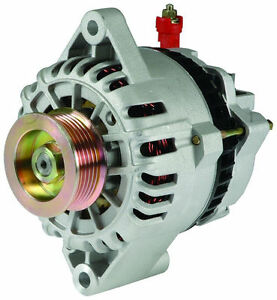200 Amp High Output New Alternator Generator Ford Mustang 2001 2004 3 8l 3 9l