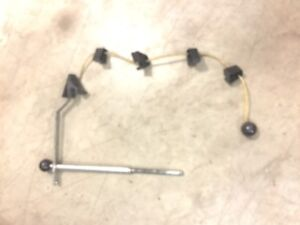 Tire Changer Bead Depressor Tail W Traction Bar