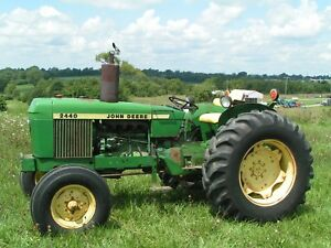 John Deere 2440 Farm Tractor Diesel 60 Hp Priced Reduced
