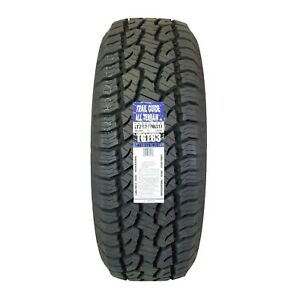 2 Two New Trail Guide Lt285 70r17 All Terrain 121s Tgt83 2857017 R17 Tire
