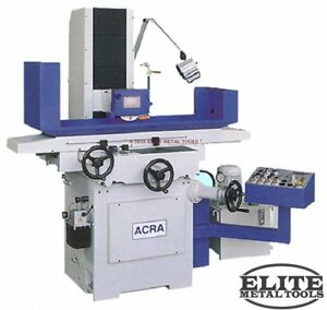 New Acra Automatic Surface Grinder 1020hs