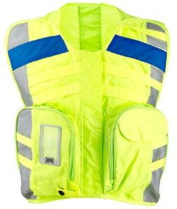 New Statpacks G3 Fluorescent High Visibility Advanced Safety Vest