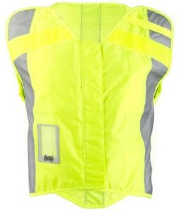 New Statpacks G3 Fluorescent High Visibility Basic Safety Vest