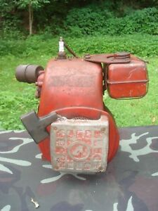 Early Craftsman Special 2 Hp Horizontal Shaft Motor Engine Parts Or Repair