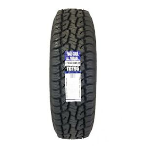 2 two New Trail Guide Lt235 80r17 All Terrain 120r Tgt95 2358017 R17 Tire