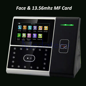 125k Id Card Face Time Attendance And Access Control Terminal Zkteco Iface301