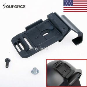 USA NVG Mounting Bracket  Helmet Mount Night Vision MICH ACH Screw