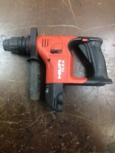 Hilti Te 6 a36 Cordless Rotary Hammer Drill Bare Tool Free Shipping Vh1