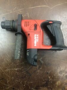 Hilti Te 6 a36 Cordless Rotary Hammer Drill Bare Tool Free Shipping Vh2