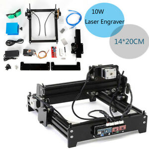 Cnc 1420 Usb Laser Engraver Cutter Wood Engraving Metal Marking Machine 10w Hot