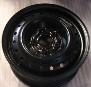 15 Inch Spare Winter Wheel Rim Fits Ford Toyota Gm Hyudia Nissan 15545m New