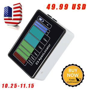 Dental Root Canal Finder Apex Locator Endodontic Measure Lcd Screen Super Sale