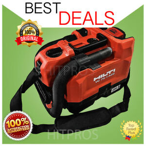 Hilti Vc 75 1 a22 Vacuum Cleaner 2 Batteries Fast Shipping