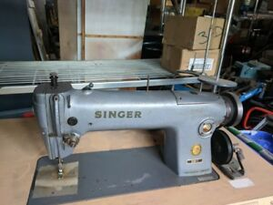 Singer 281 1 Industrial Sewing Machine Leather