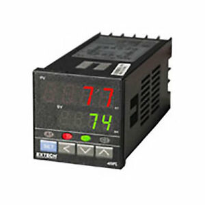 Extech 48vfl11 1 16 Din Temperature Pid Controller With One Relay Output
