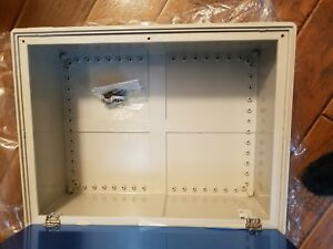 Bud Industries Electrical Enclosure Box Nbe 10553