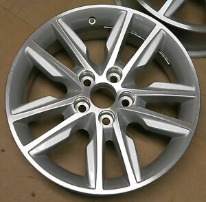 17 Toyota Avalon Camry Alloy Wheels Rims Oem 2014