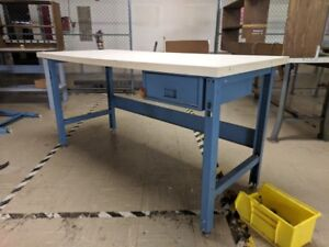 Electronic Assembly Work Bench 72 With Drawer