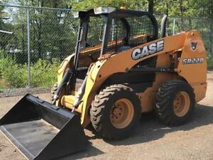 2012 Case Sr220 Skid Steer Loader 76hp Only 908 Hours 2 Speed