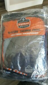 Lot Of 12 Ergodyne N ferno 6863 3 layer Winter Liner Black New