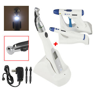 Dental Led Wireless Endo Motor 16 1 Treatment Obturation Endodontic Gun Pen U