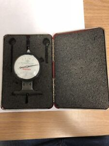Starrett Indicating Depth drop Gage 0005 Accuracy 125 Range