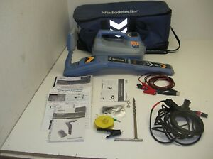 Radiodetection Rd8100 Pxlg Bt T5 Cable Pipe Locator 8000 7100 7000 Spx 1