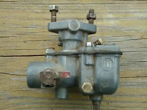 Farmall Cub Original Ih Carburetor