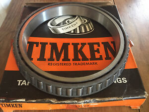 Timken L433749 Tapered Roller Bearing Single Cone standard Tolerance Steel