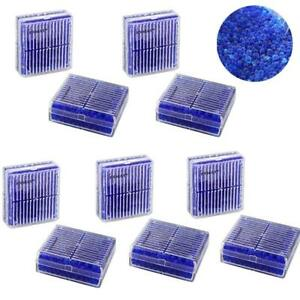 Exmax Blue Indicating Rechargeable Silica Gel Beads2 4mm Desiccant Functional