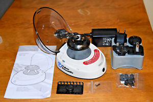 Fisher Sprout Mini Centrifuge W Snapspin Rotors Great Condition Plus Extras