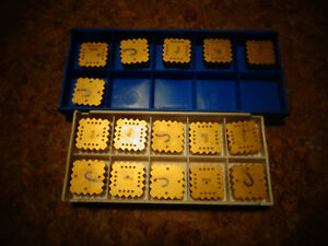 Valenite Indexable Milling Inserts 16 Snm64ss1vp5045
