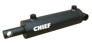 Chief Welded Cylinder For 2 5 Bore 48 Stroke 1 375 Dia 3000 Psi Sae 8 287244