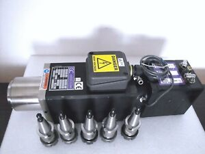 Pds Colombo Atc auto Tool Change High Speed Spindle Motor