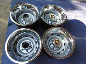 1967 72 87chevy Gmc Truck 4x4 6 Lug 15x10 Gm Original Truck Rally new Cap
