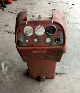 Ih Farmall 450 400 Dash Panel Cowling Assembly Antique Tractor Part 350