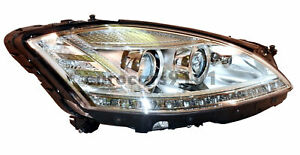 Mercedes S600 S400 Magneti Marelli Right Headlight Assembly Lus6361 2218206639