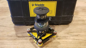 Trimble Rmt Ats Multi Channel 360 Machine Control Target Prism W Mount