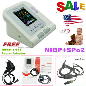 Neonate pediatric Digital Blood Pressure Monitor Contec08a spo2 pc Software Usa