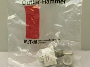 Mil spec Eaton Cutler Hammer Ms24525 23 8502k4 4pdt On none on Toggle Switch
