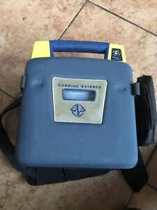 Cardiac Science Powerheart G3 Plus Aed sales Demo Unit