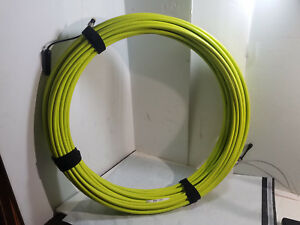 New Waterproof Video Snake Sewer Drain Pipe Inspection Camera Cable 13 32 x 200