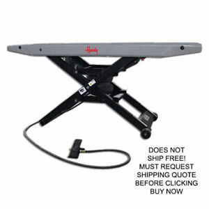 Handy Standard 1200 Automotive Motorcycle Bike Air Lift With Vise